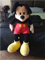 Large Mickey Teddy