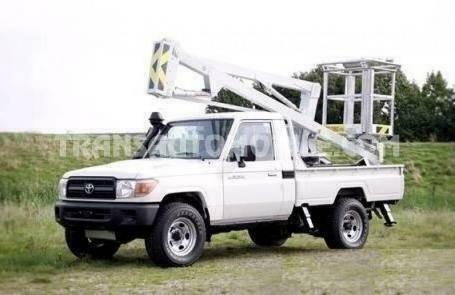 Toyota Land Cruiser 79 Pick up HZJ 79 Double cabin - EX