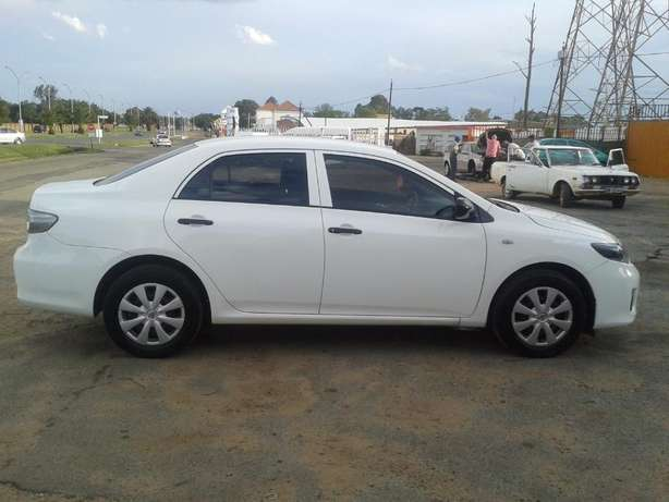 2014 Toyota Corolla 1.6 Quest For Sale R135000 Is Available Benoni - image 1