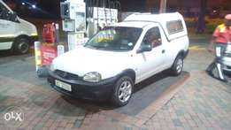 Opel utility bakkie neat condition and running 1.4i price R40000