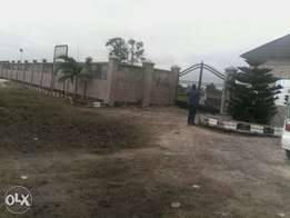 Serviced Plots available for Sale in a Fenced & Gated Estate at Eluju