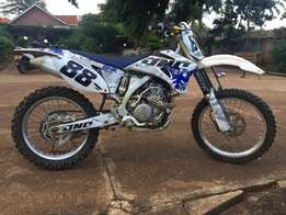 2007 yz250f in PERFECT condition