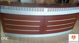 Executive Standard Reception Desk, Woodshare Furniture