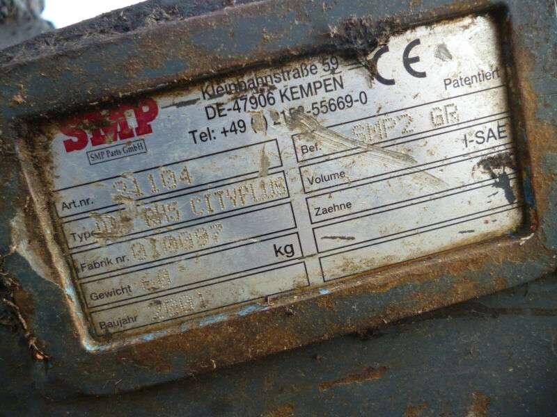 Mobilbagger Mh5.5 - 2002 - image 10