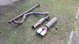 Ford Fiesta Exhaust System & Down Pipe