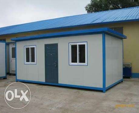 Portal Carbin Container House Ibadan North - image 1