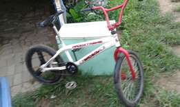 125 orion ducar and a bmx to swop for 4 wheeler