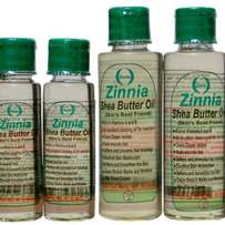 Zinnia Shea Butter Oil