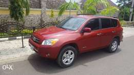 Clean Rav4 up for grabs