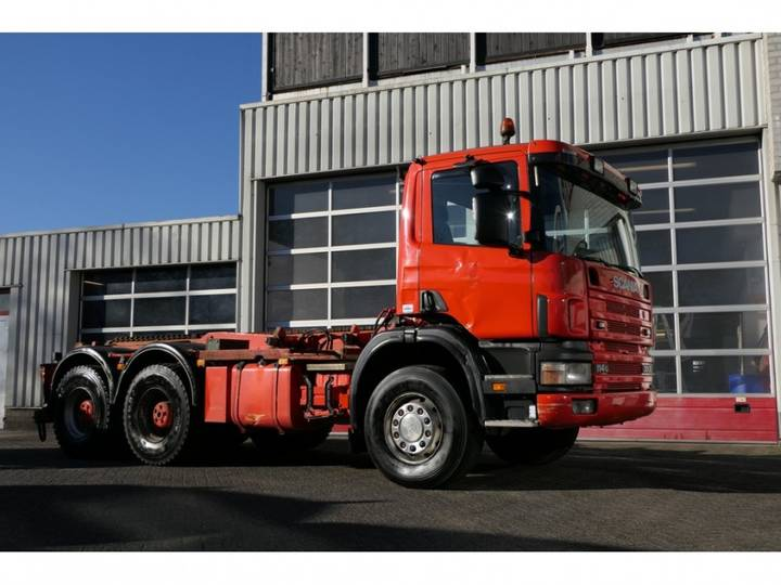 Scania P114 CB6X4HZ 380 - 2004