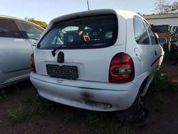 Opel Corsa Striping for Spares