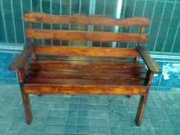 Closing Down Sale - Special Love Seater R350.00 - Medium Bench R450.0