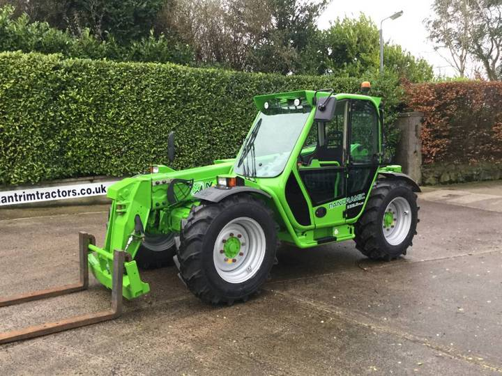 Merlo P 32.6 Plus Turbo Farmer Telescopic Handler - 2011