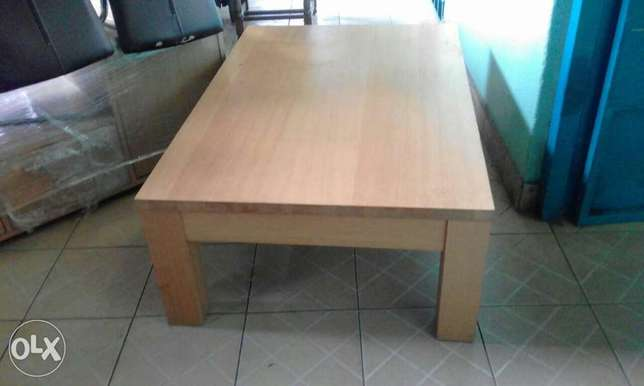 Solid wood matching tv cabinet, coffee table, dinning tables Nairobi CBD - image 4