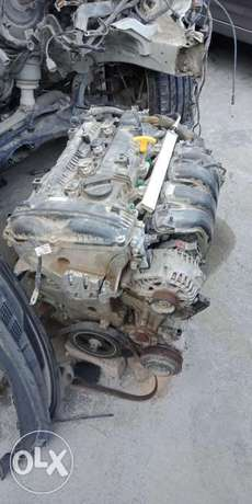 Hyundai accent 2014 engine