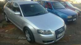 Audi A3 1.4t 2 doors leather seats R59 500 cash