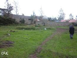 100 by 100 Plot 100 meters from Githurai 45 Stage