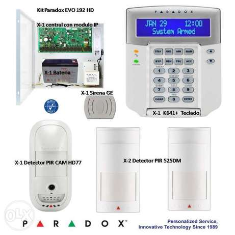 Paradox Alarm System Certified Dealer & Installer