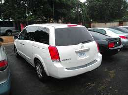 Foreign Used Nissan Quest - 2010 For Sale