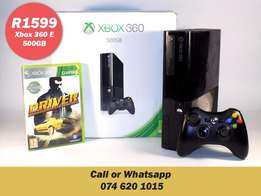 Special Pre-Owned Xbox 360 Consoles