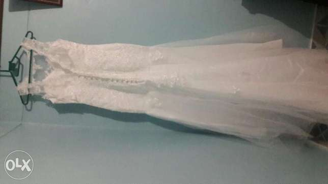 New Mermaid wedding dress Athi River Township - image 3