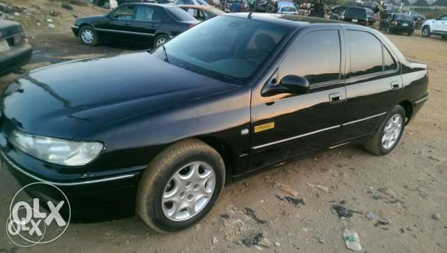 Very Neat and SHARP Peugeot 406 up for grabs! Abuja - image 5
