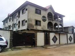 Large expanses two story building hotel with C of O is available