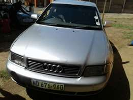 Audi a4 for sale full house r40 000