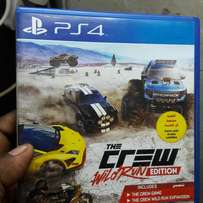 The Crew ps4 used
