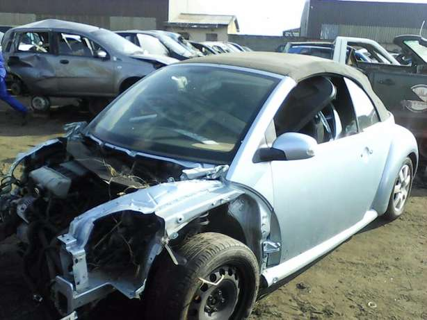 Looking for '04 VW Beetle 2.0L used spares? Contact us! Empangeni - image 4