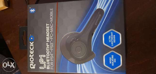 Lp1 gioteck headset