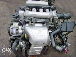3S Twin cam Engine for Toyota Celica