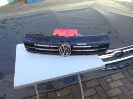 1,4 VW Polo grill (2014)