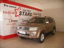 2010 Toyota Fortuner II 3.0 D4D Raised body SUV