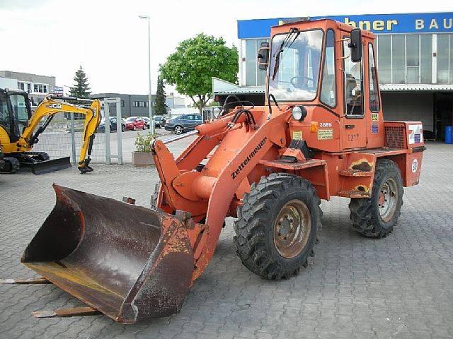 Zettelmeyer ZL601B SL - 1989