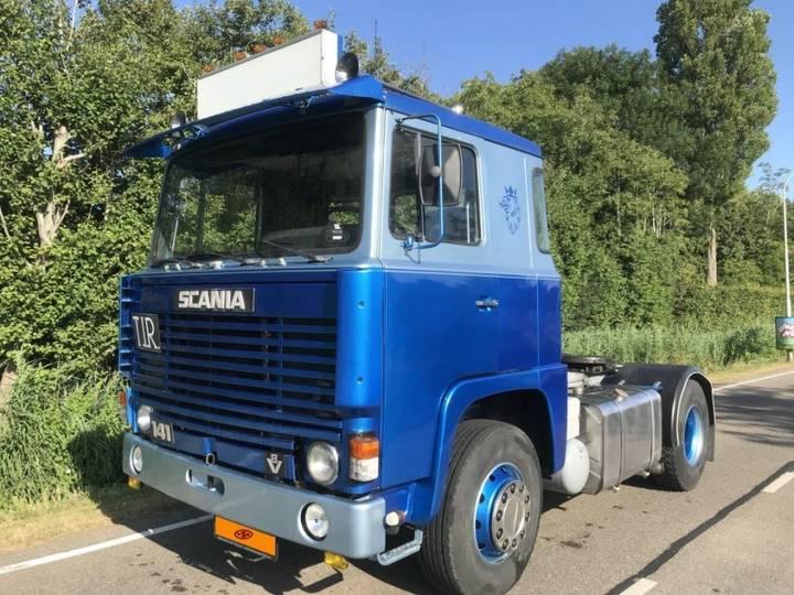 Scania 141 4x2 375PK Nederlands kenteken - 1980