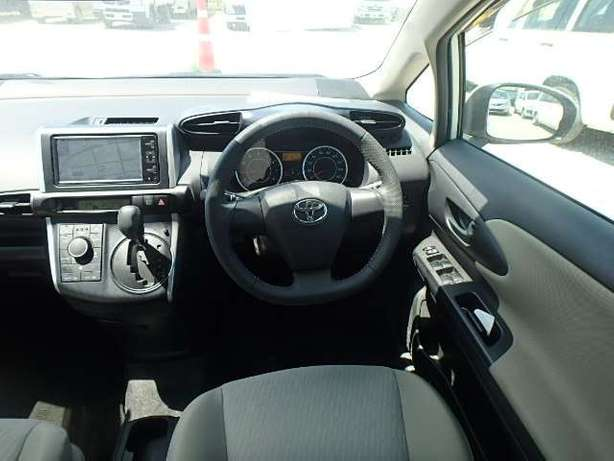 Toyota Wish New Model 2010/6, No Accident History & No Repair History. Westlands - image 6