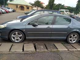 2005 peugeot 407 for (1.250)