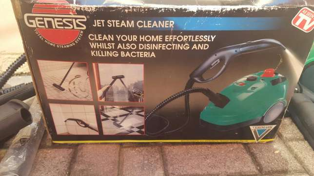 Genesis Jet Steam Cleaner Silverton - image 2