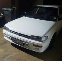 Toyota conquest 1.6 fuel injection