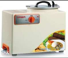 QASA Yam Pounder-2 in 1(cooks and pound)