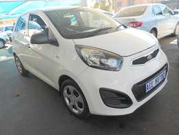 2013 Kia Picanto 1.2 ex For R94000