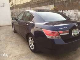 Honda accord 2011 few months use