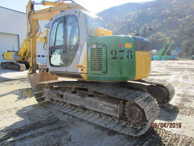 New Holland E135srlc - 2008