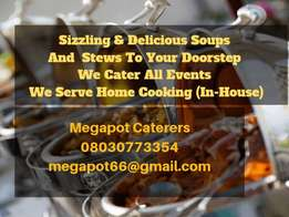 MEGAPOT Soups and Meals Express Delivery