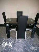 New Modern Four Seater Dining Table