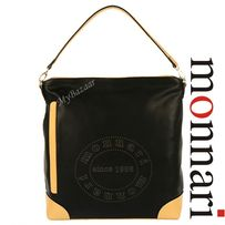 a419c3dfde8e3 Duża torba Shopper Monnari 2140 czarna pojemna