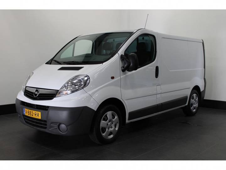 Opel Vivaro 2.0 Cdti - Airco - Pdc - 2014 - _ 8.600,- Ex. - 2014