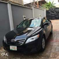Toyota Camry LE 2010 Model Very Clean Lagos Clear Perfectly Condition