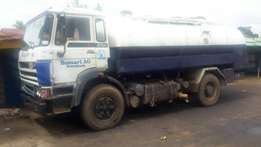 Fuel Tanker Iveco 1994 and Darf 1992 model Diesel petrol tanker supply